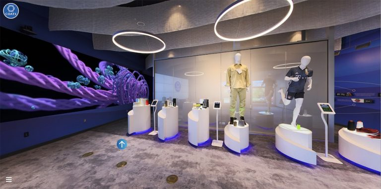 Applying immersive technology to retail